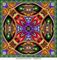 stock-photo-traditional-ornamental-floral-paisley-bandanna-you-can-use-this-pattern-in-the-design-of