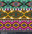 stock-vector-neon-colors-tribal-vector-seamless-pattern-with-eagle-aztec-abstract-geometric-art-prin