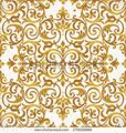 stock-vector-vector-seamless-pattern-with-golden-ornament-vintage-element-for-design-in-victorian-st